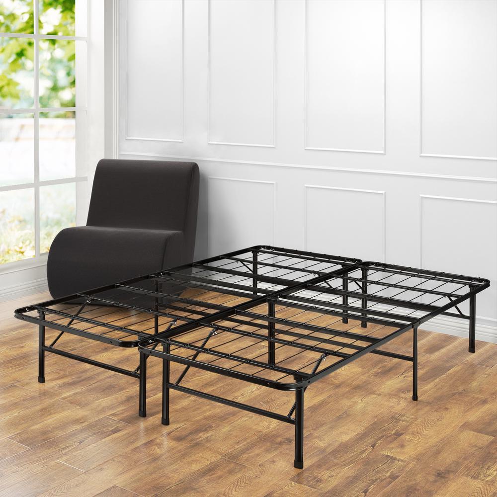 SmartBase Full Metal Bed Frame