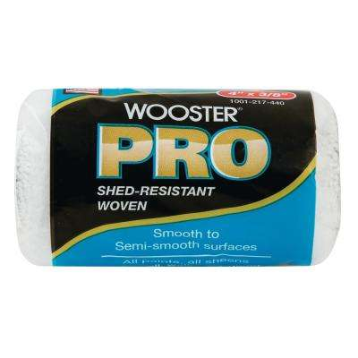 4 in. x 3/8 in. High Density Woven Roller Cover