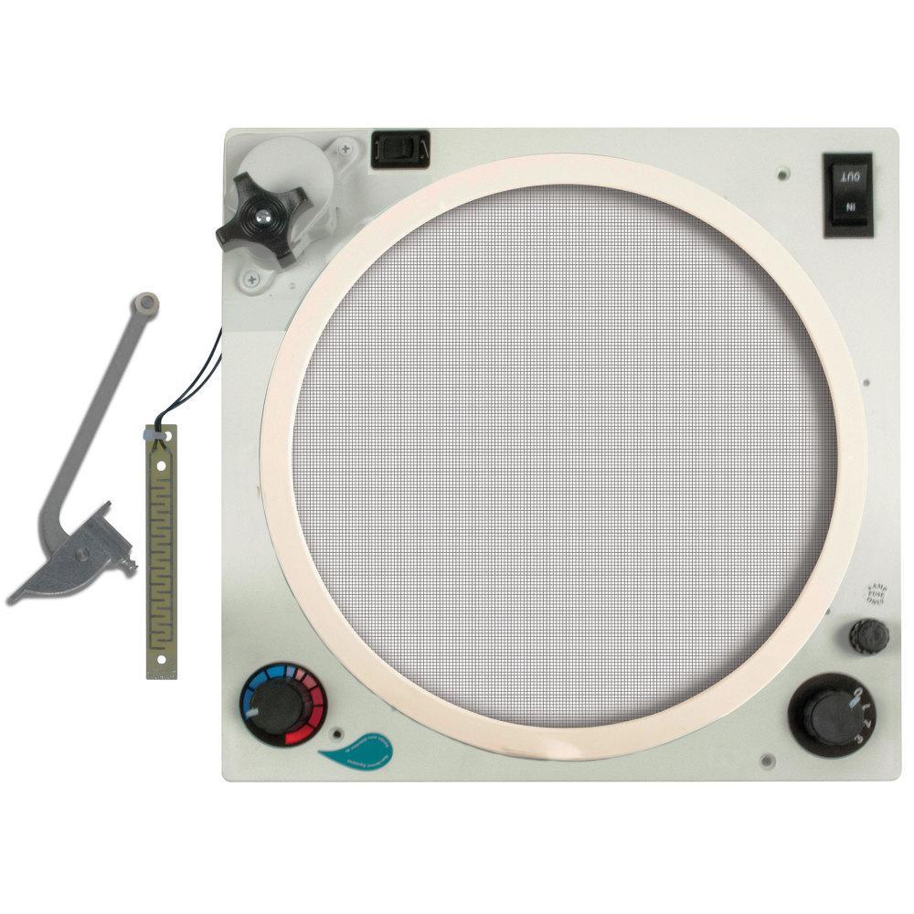 Vent Upgrade Kit for 3350 - Off White