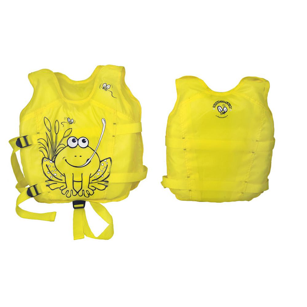 Hungry Frog Vest 3-6 Years Old