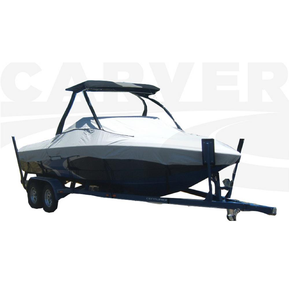 Centerline 23 ft. 6 in. Styled-To-Fit Boat Cover for V-Hull Runabout