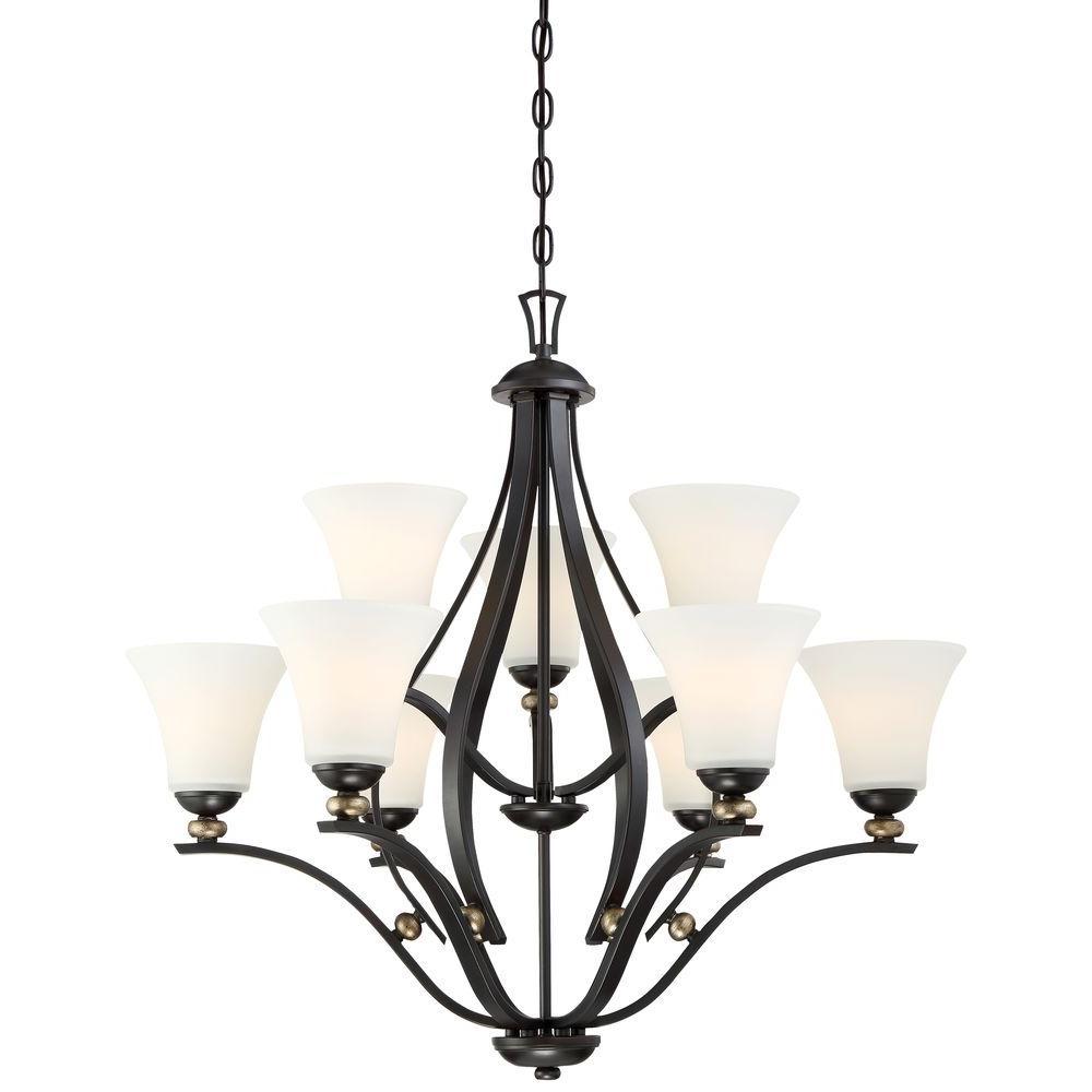 Minka lavery shadowglen 9 light lathan bronze chandelier 3289 589 minka lavery shadowglen 9 light lathan bronze chandelier mozeypictures Images