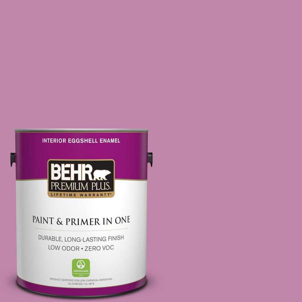 BEHR Premium Plus 1-gal. #M120-5 Rosy Eggshell Enamel Interior Paint