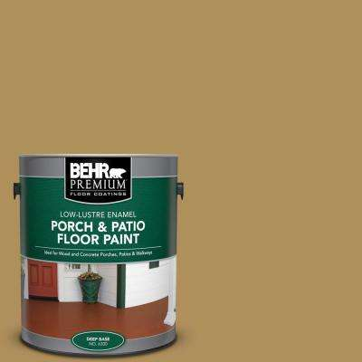 Brazilian Citrine Patio Paint Exterior Paint The Home Depot