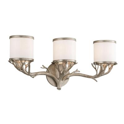 Whitman 3-Light Vienna Bronze Vanity Light