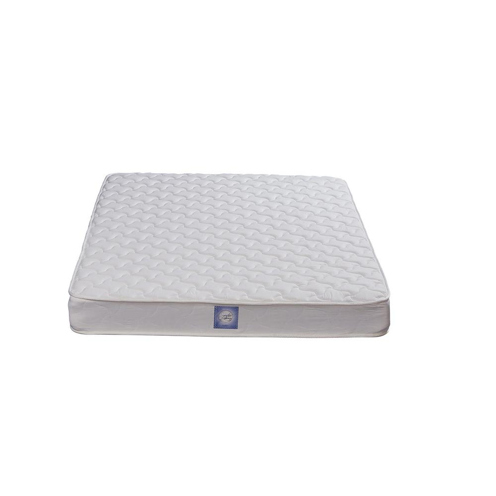 Signature Sleep Essential 6 Twin Medium To Firm Memory Foam Mattress 5157096 The Home Depot