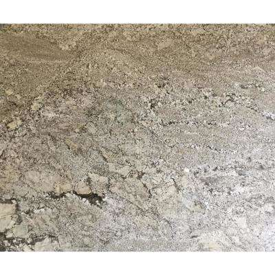 3 in. x 3 in. Granite Countertop Sample in Zanzibar