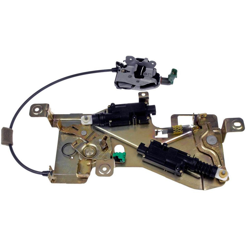 Oe Solutions Door Lock Actuator Integrated With Latch 2002 2003 Ford Explorer V6 V8 937 664 The Home Depot