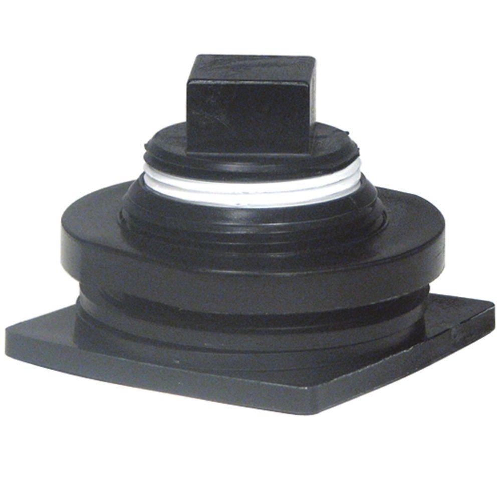 Stock Tank Drain-Plug