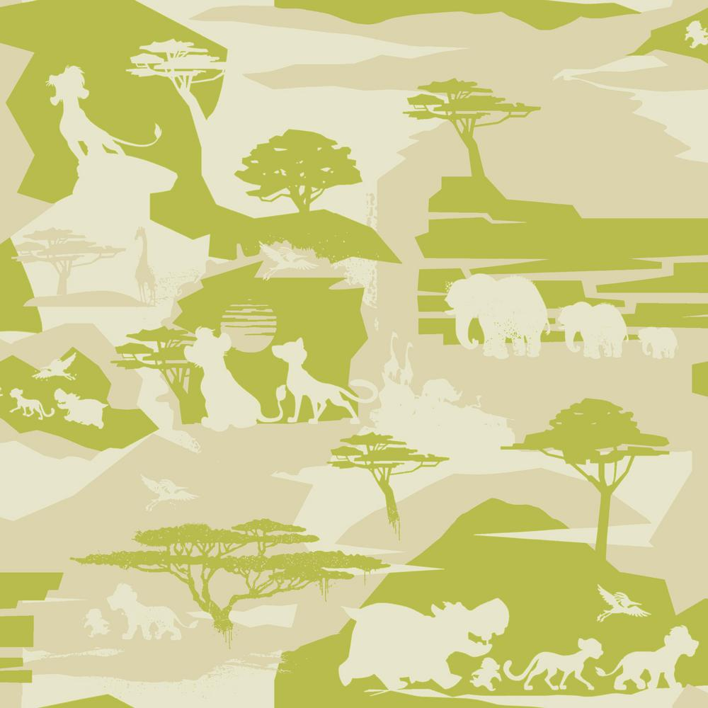 Disney Kids Iii Disney The Lion Guard Safari Wallpaper