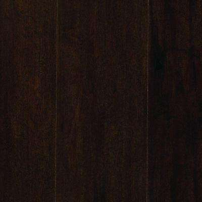 Take Home Sample - Marissa Chocolate Maple Laminate Flooring - 5 in. x 7 in.