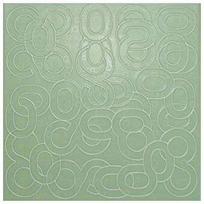 Eight Verde 7-7/8 in. x 7-7/8 in. Ceramic Wall Tile (11.46 sq. ft. / case)