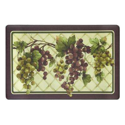 Tuscany 18 in. x 30 in. Anti-Fatigue Mat
