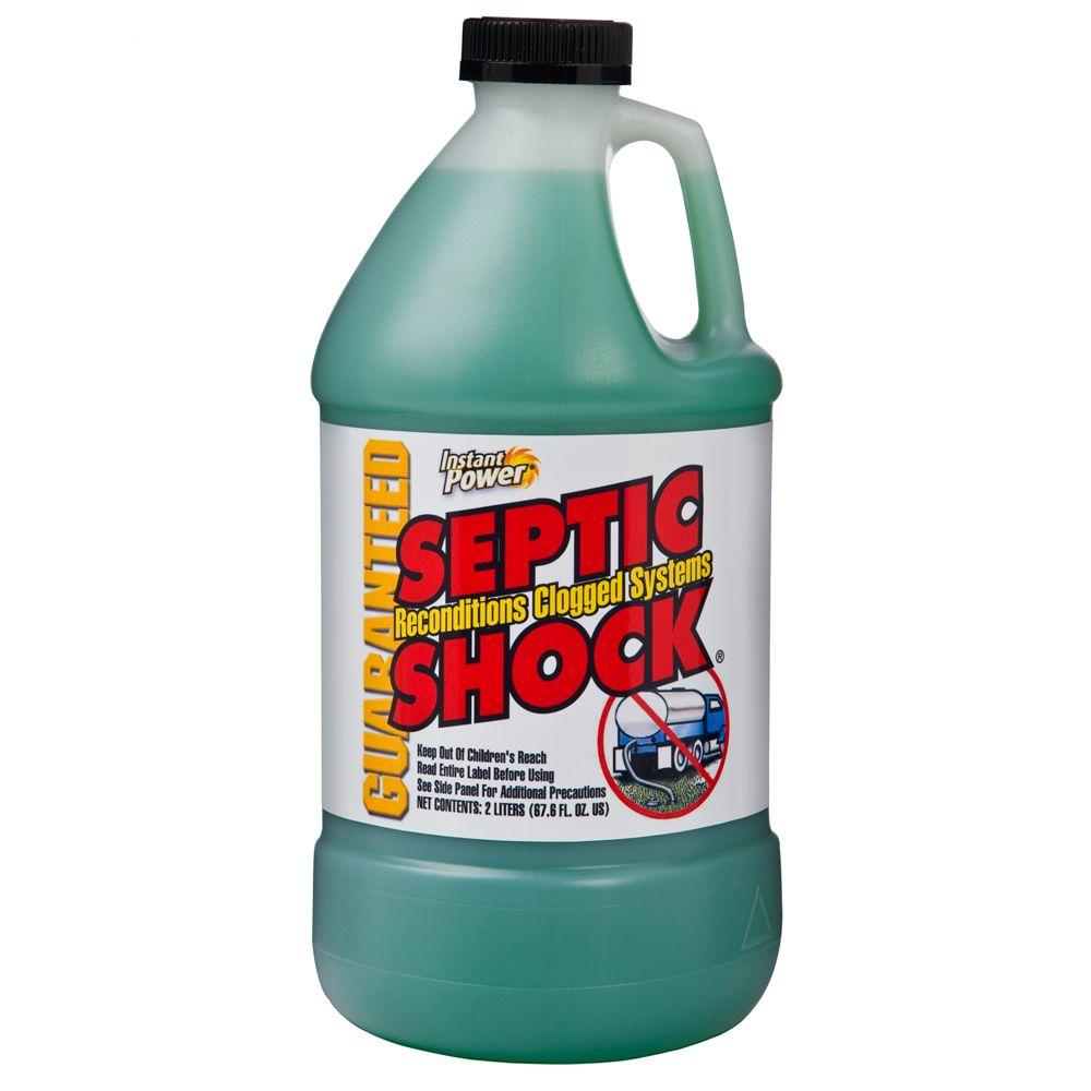 67.6 oz. Septic Shock-1868 - The Home Depot