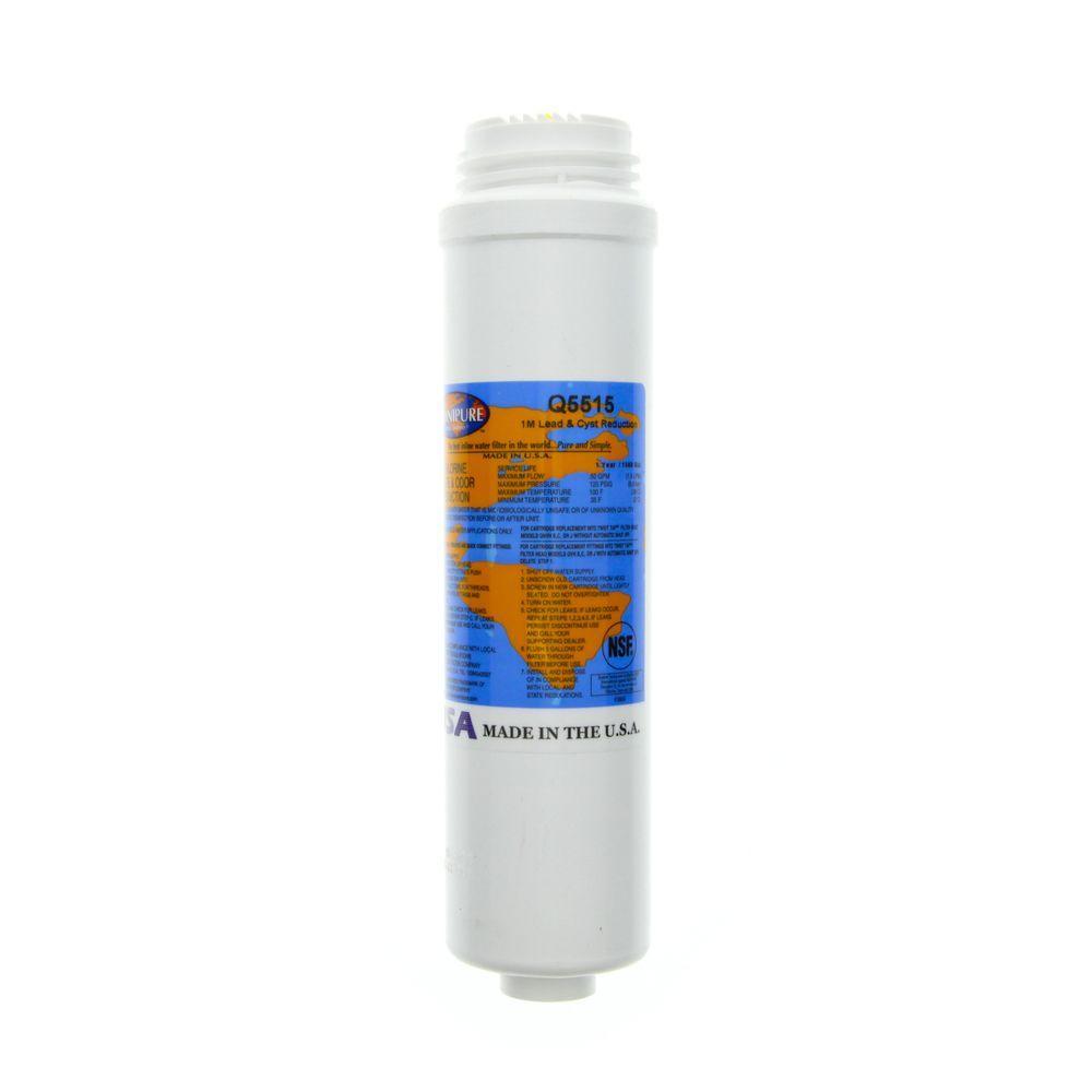 Q5515 Carbon Block Water Filter