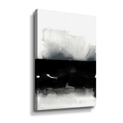 'BW 01' by  Iris Lehnhardt Canvas Wall Art