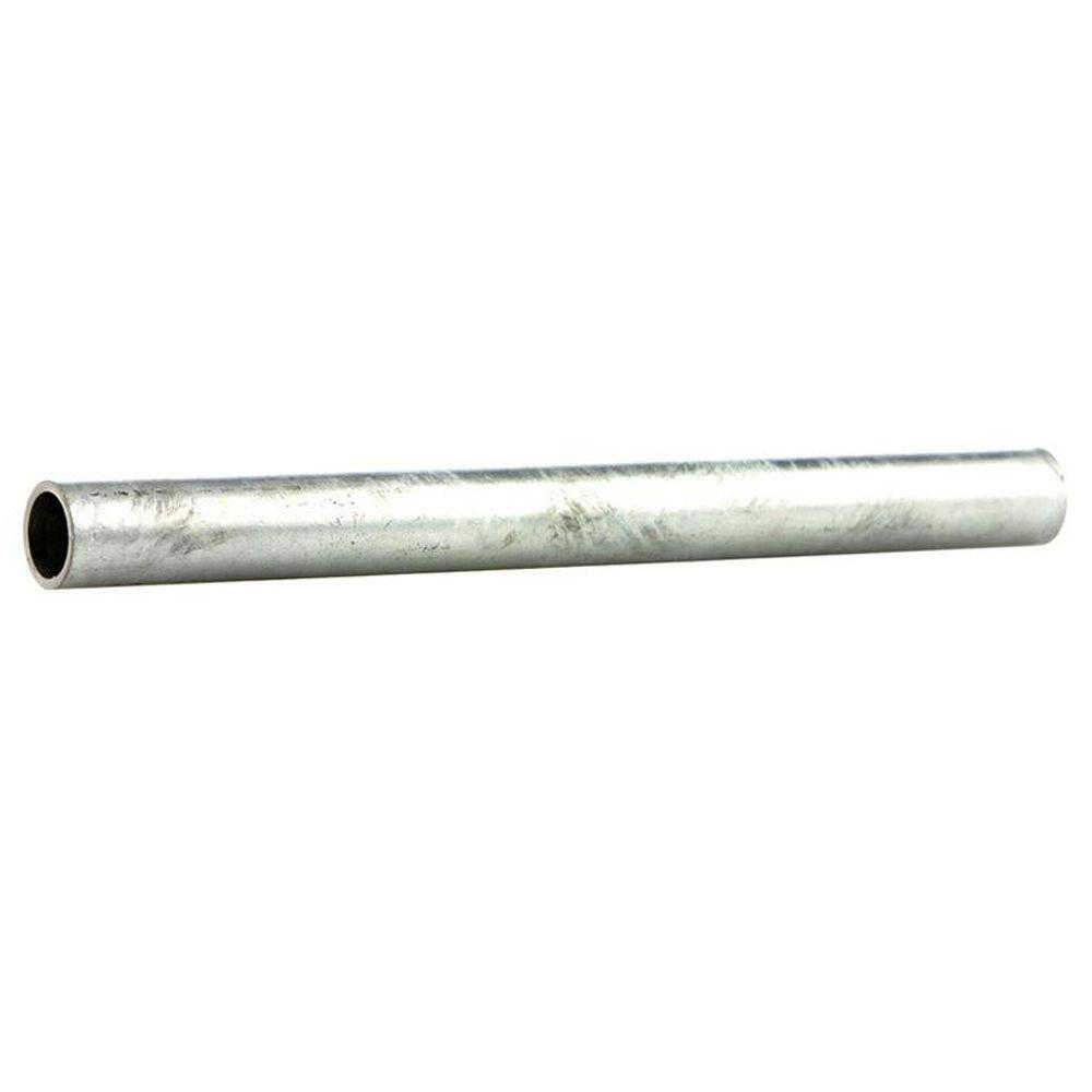 B&K 1/2 in. x 18 in. Galvanized Steel Pipe