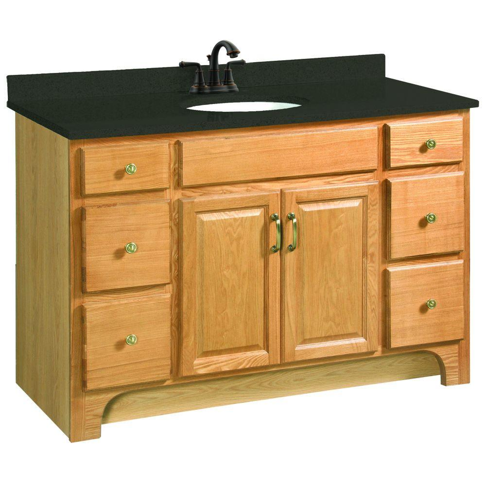 Design house richland 48 in w x 21 in d unassembled - What is vanity in design this home ...