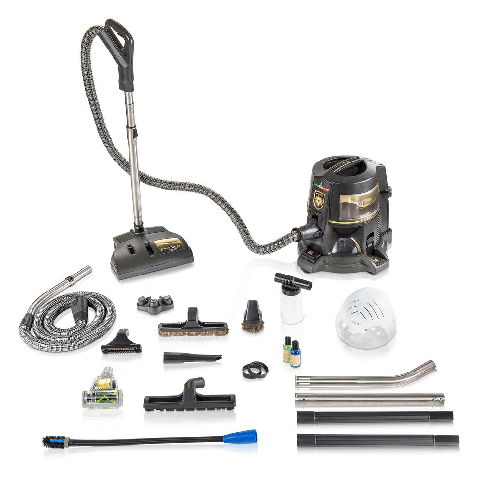 Rainbow Reconditioned E-Series Speed Vacuum Canister Cleaner with E2 Tool  Hose and E2 Power