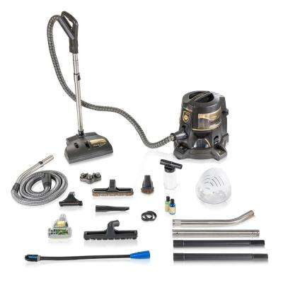 Reconditioned E-Series Speed Vacuum Canister Cleaner with E2 Tool Hose and E2 Power Head
