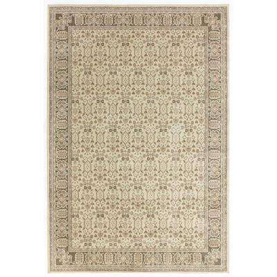 Gianna Beige 4 ft. x 6 ft. Area Rug