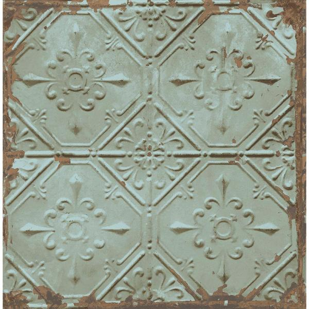 Tin Ceiling Wallpaper