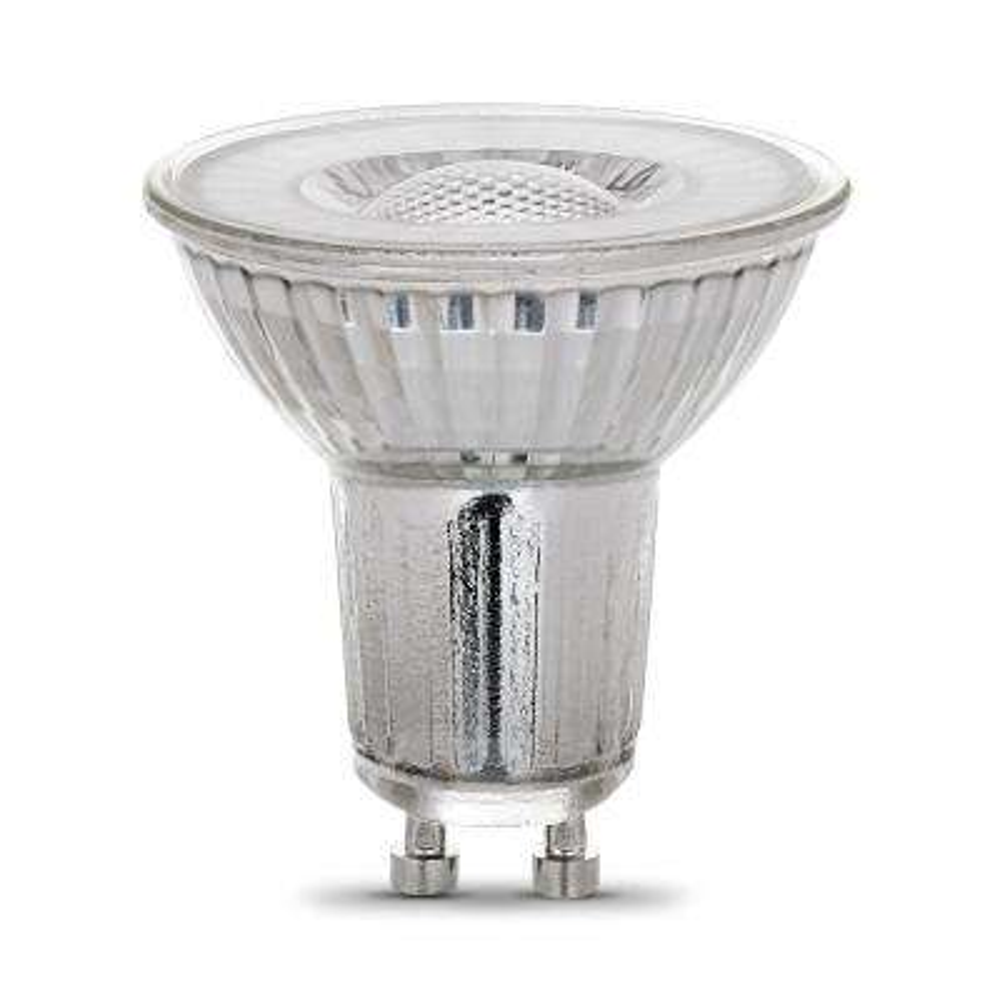 35-Watt Equivalent MR16 GU10 Dimmable CEC Title 24 Compliant LED 90+ CRI Flood Light Bulb Bright White (3-Pack)