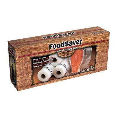 GameSaver Bag Rolls 11 in. x 16 ft. (2-Pack)