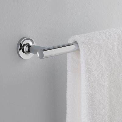 Purist 24 in. Towel Bar in Polished Chrome