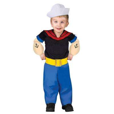 Infant Toddler Popeye Costume