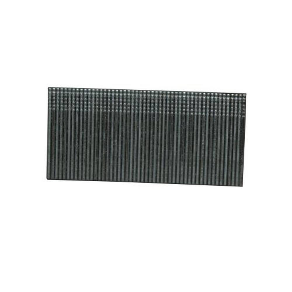 Straight Brads 2-1/4 in. 16-Gauge Straight Galvanized Finish Nails (5,000-Piece)