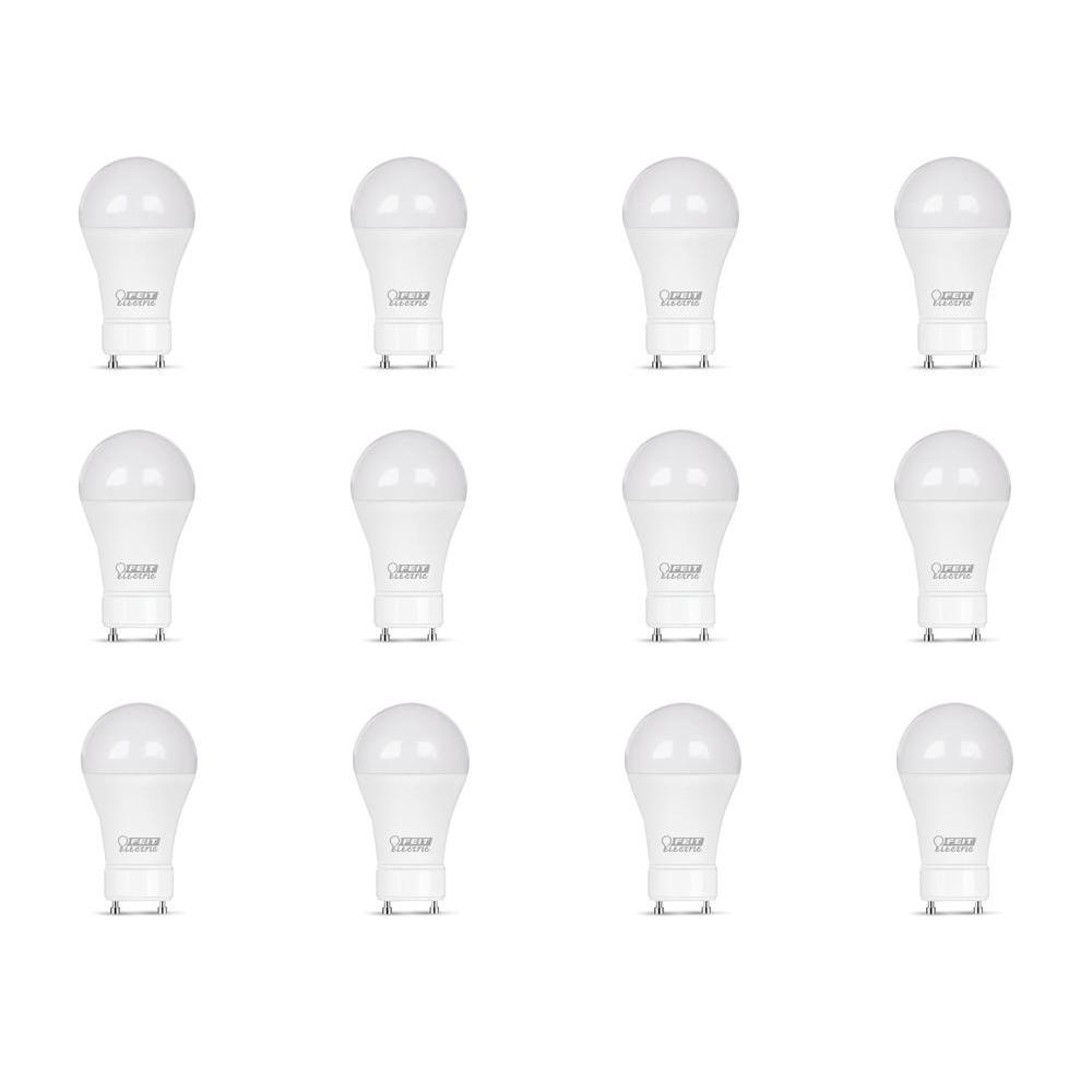 60-Watt Equivalent A19 GU24 Dimmable LED ENERGY STAR 90+ CRI Light