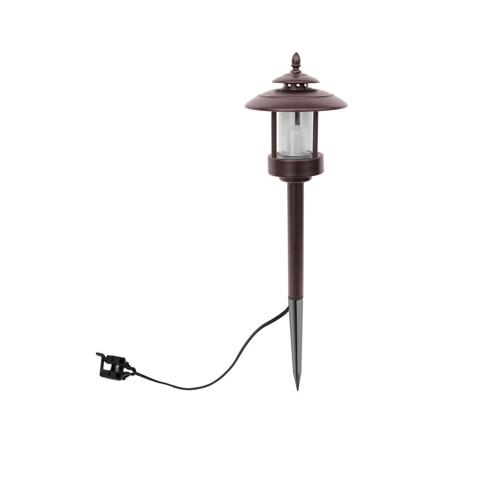 Low voltage 12 watt remington bronze outdoor integrated led low voltage 12 watt remington bronze outdoor integrated led landscape path light arubaitofo Gallery