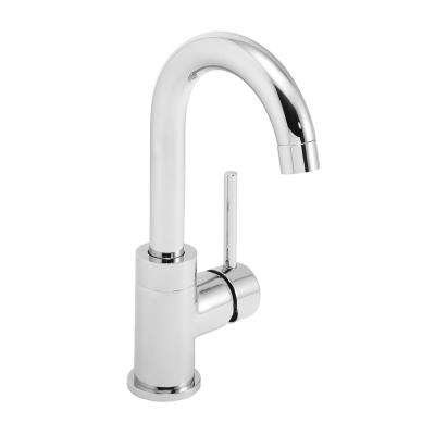 Neo Single-Handle Bar Faucet in Polished Chrome