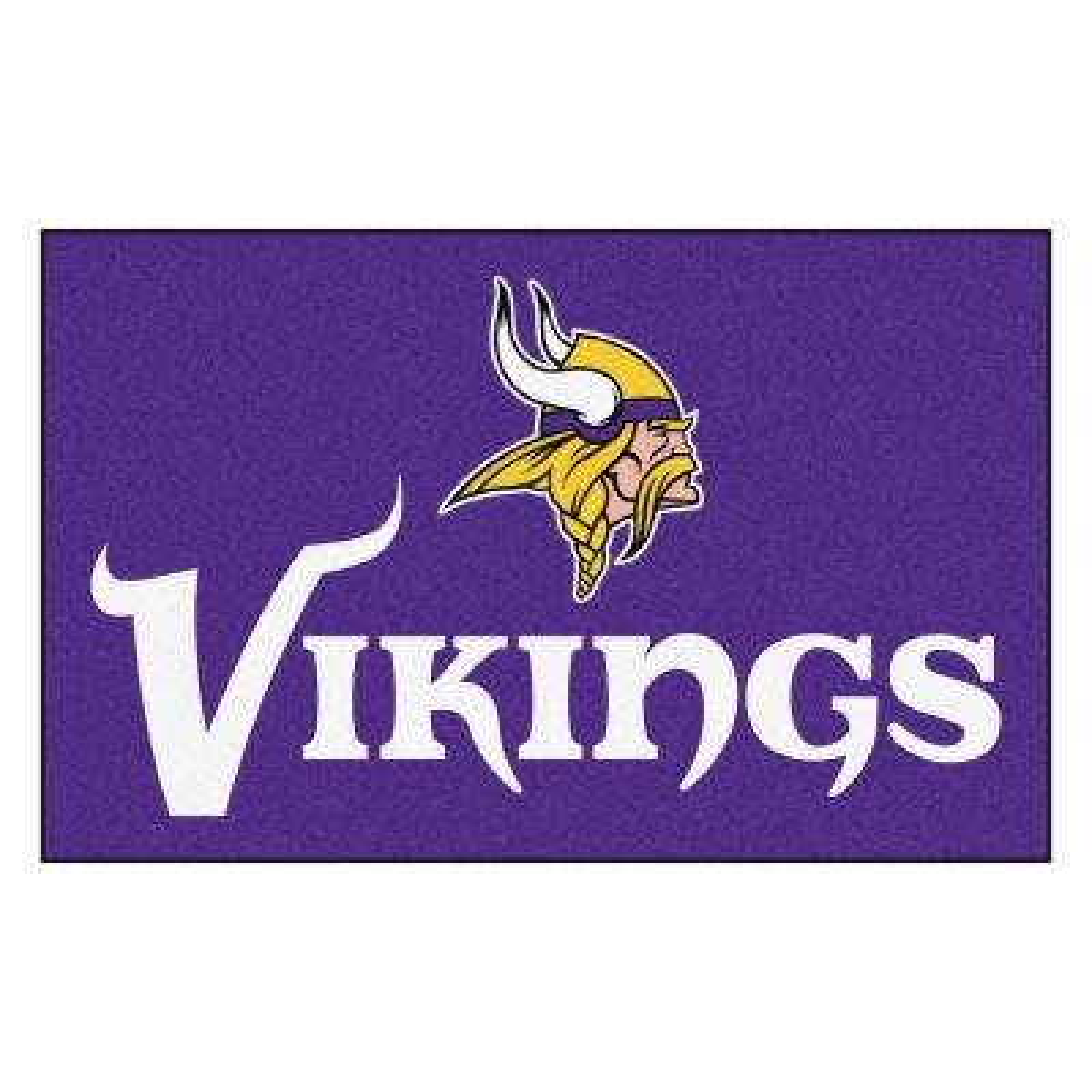 Minnesota Vikings 5 ft. x 8 ft. Ulti-Mat
