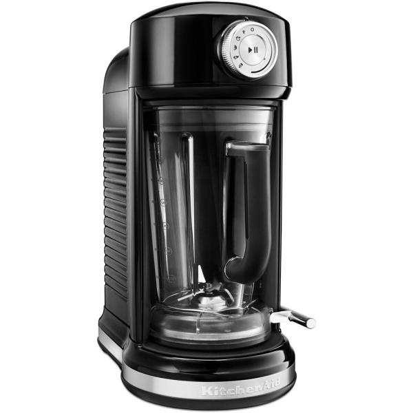 Kitchenaid Torrent 60 Oz 5 Speed Onyx Black Magnetic Drive