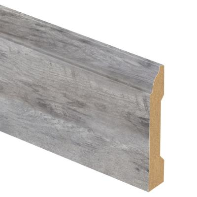 Lakewood 9/16 in. Thick x 3-1/4 in. Wide x 94 in. Length Laminate Base Molding