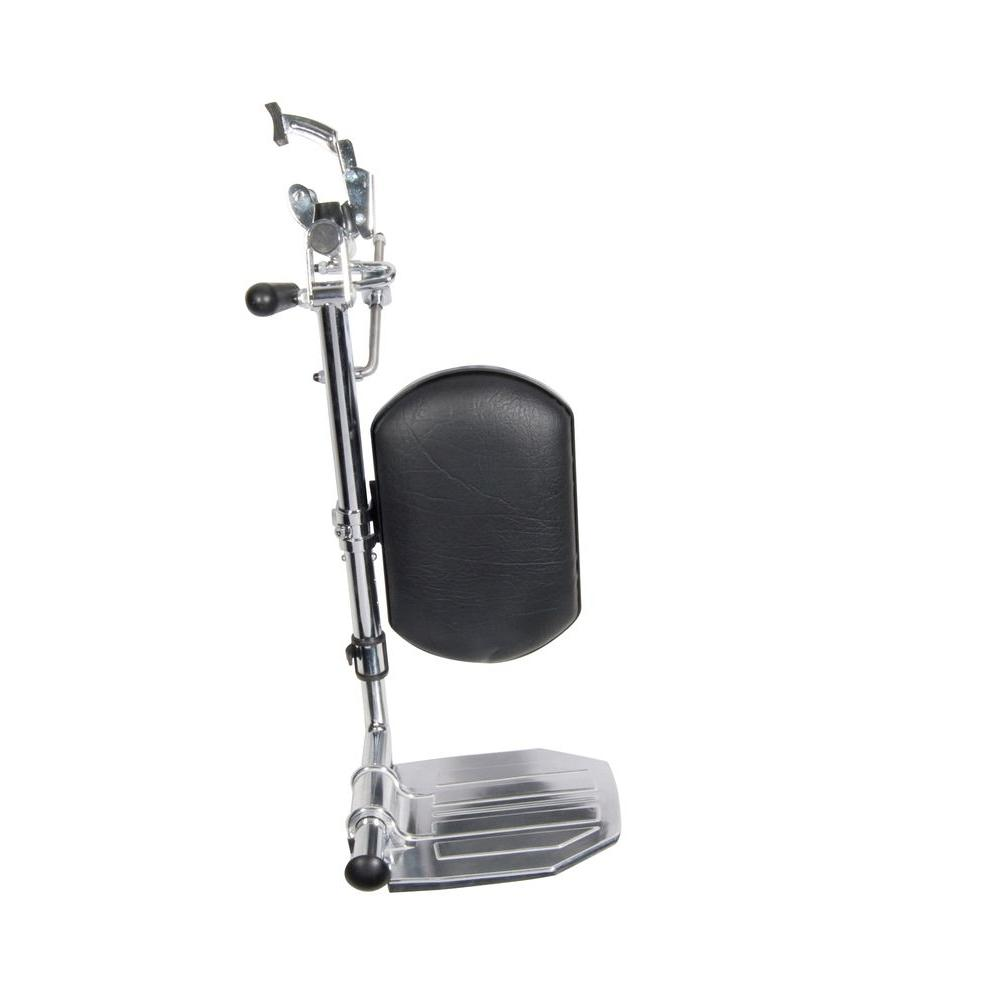 Pair of Elevating Leg Rests for Bariatric Sentra Wheelchairs