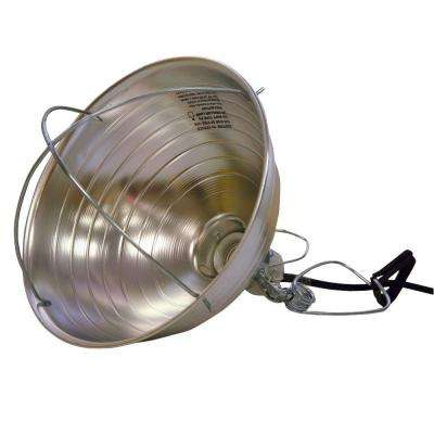 300-Watt 10-1/2 in. Brooder Clamp Work Light