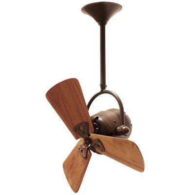 Mariah 16 in. 3-Blade Bronzette Ceiling Fan