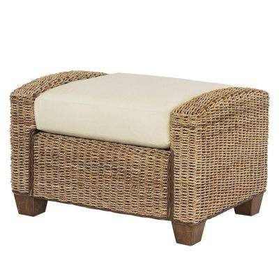 Cabana Banana Honey Accent Ottoman