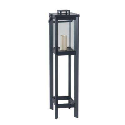 Small Size Outdoor Square Arlen Floor Lantern