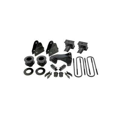 17-18 Ford F-350 4WD SST Lift Kit 3.5in Front - 4.0in Rear