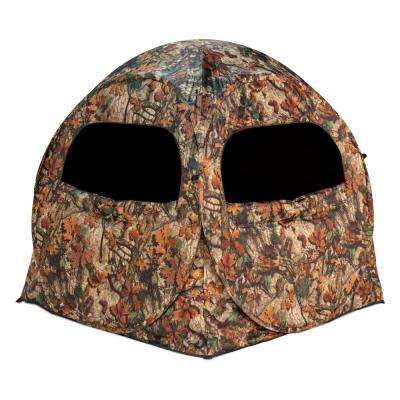 2-Person Hunting Ground Blind