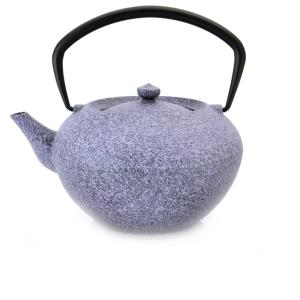 BergHOFF Studio 5.6-Cup Cast Iron Purple Teapot by BergHOFF
