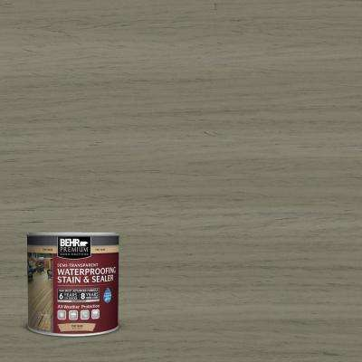 #ST-144 Gray Seas Semi-Transparent Weatherproofing Wood Stain