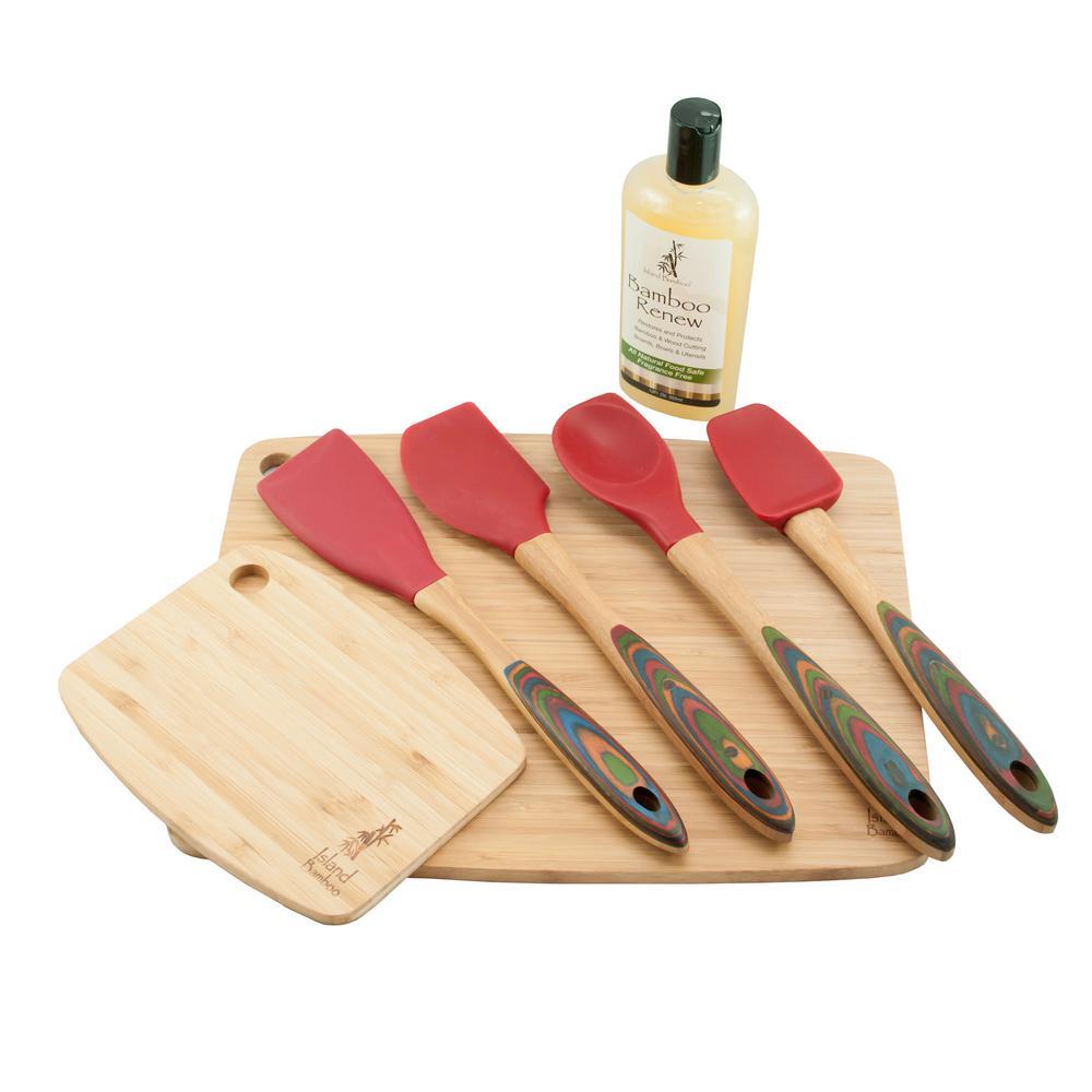 Cuisinart  Piece Silicone Kitchen Set