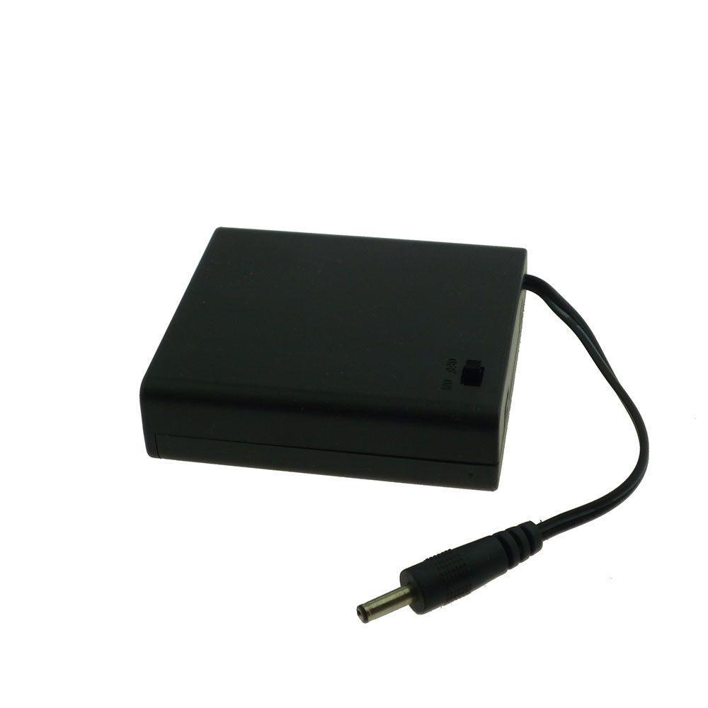 4-AA External Battery Holder for Smart-Box Series Electronic Lockbox