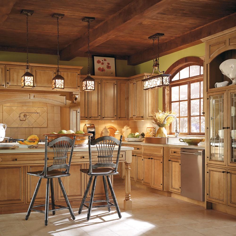 Thomasville - Kitchen Cabinets - Kitchen - The Home Depot