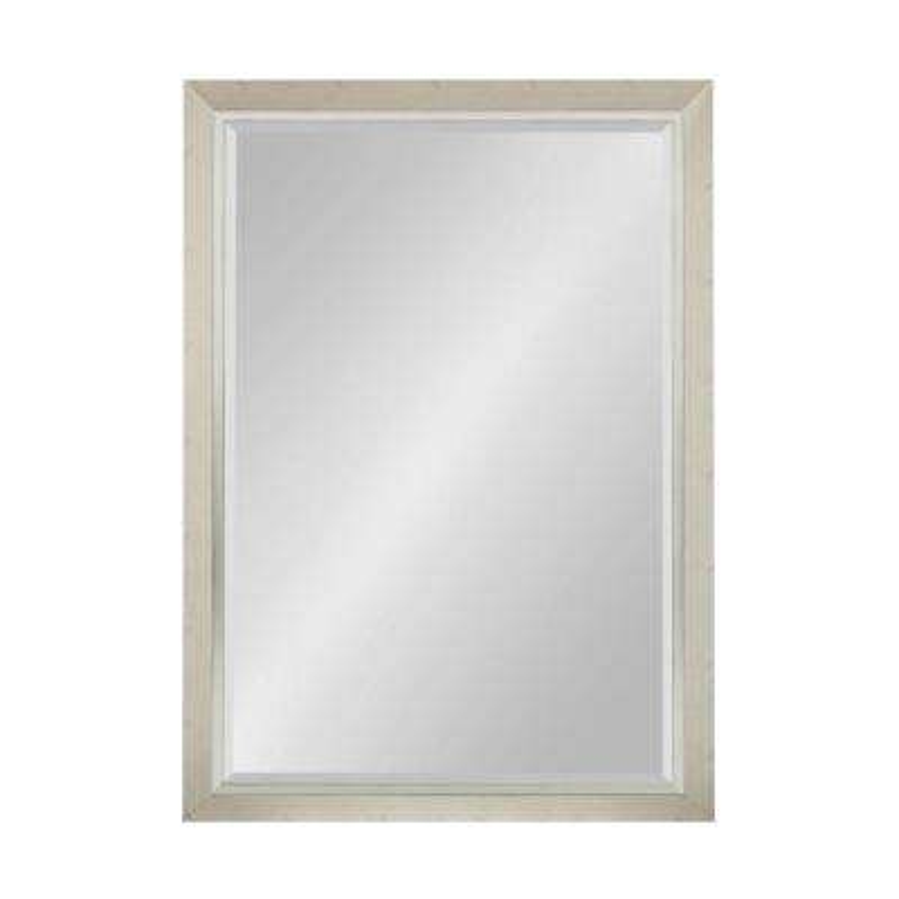 Lohman Rectangle Silver Accent Mirror